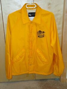 MCA provincial champion nylon team jacket, adult large - used