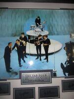 Beatles Fab Four / Ed Sullivan Debut 1964 Collectible