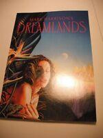 Mark Harrison's Dreamlands livre peinture fantastique