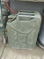 Vintage Gas Cans $20.00 Each your Choice