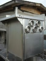 Stainless Steel Counter with cup holders $150.00