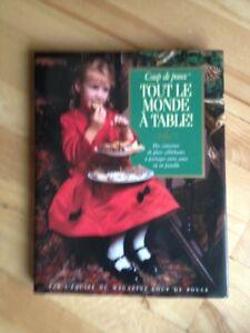 Livre de recettes VINTAGES, recettes faciles! COOKING book