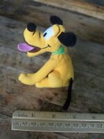 Plush PLUTO Fridge Magnet from DISNEY WORLD