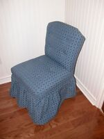 Boudoir Chair/Chaise Boudoir