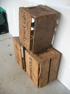 Pepsi Crates Peterborough Peterborough Area image 1