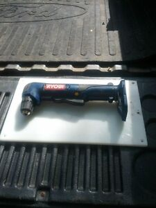 assortment of ryobi 18 volt cordless tools.