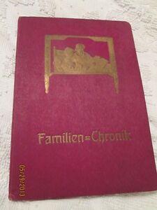 German Family Album-Familien-Chronik, Kafka Ladeck Kitchener / Waterloo Kitchener Area image 1