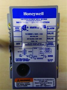 NEW Honeywell S87B 1024 Direct Spark Ignition Module