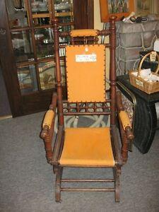 Vintage Rocking Chair Windsor Region Ontario image 1