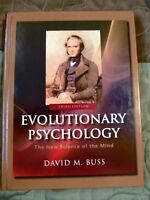 Evolutionary Psychology. 3rd Edition.