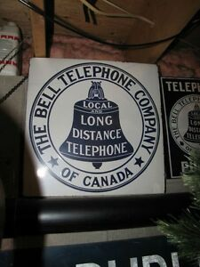 Antique Telephones-Old Telephone Parts-Old Telephone Signs-Books Peterborough Peterborough Area image 4