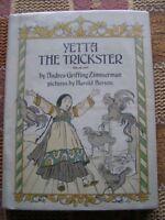 Book - Yetta The Trickster