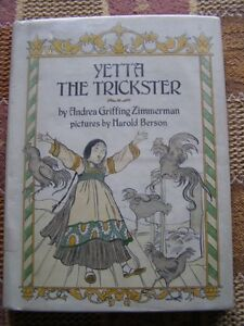 Book - Yetta The Trickster