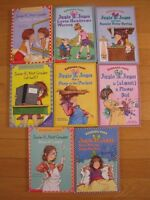 8 livres Junie B. Jones books by Barbara Park (anglais)