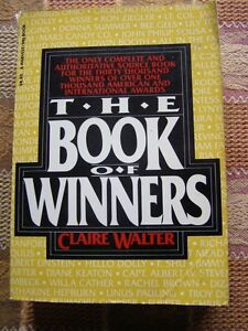 The Book of Winners