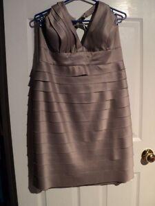 NINE WEST **NEW** Wedding Club SPECIAL OCCASION Dress Sz 14