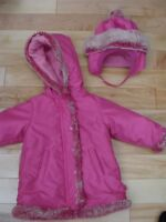 Fall or spring Jacket with hat - 18 months - Children's place