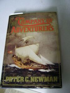 Book - Company of Adventurers (Signed copy)