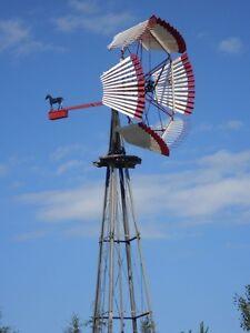 Restored Antique Windmills Regina Regina Area image 3