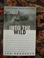 "Book - ""Into the Wild"" by Jon Krakauer"