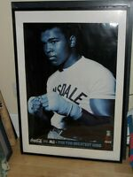 Muhammad Ali Photo (2ft by 3ft) Skydome October 20, 2002