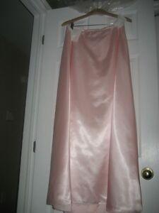 GRADUATION OR BRIDESMAID'S full length skirt