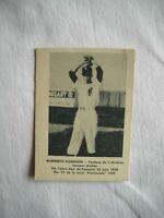 Carte Baseball  1952 Humberto Robinson Yankees T-Rivieres, 91