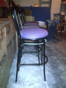 4 of 30' Bar Stool