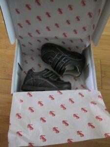 "NEW in box See Kai Run boys shoes, model ""Thurston"" size 3"