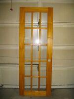 FRENCH DOOR - $100.00 OBO