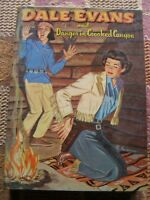 Dale Evans and Danger in Crooked Canyon
