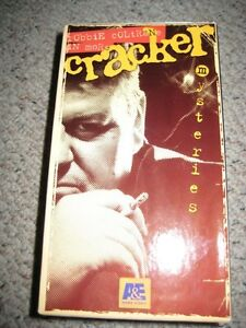 British TV series Cracker on VHS Windsor Region Ontario image 1