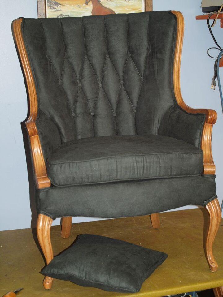 Upholstery Amp Refinishing Craftmanship My Alternative To