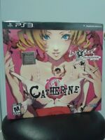 Catherine Love is Over Deluxe Edition (NEW) for PS3