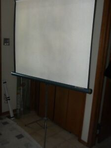 Projection Screen $35.00