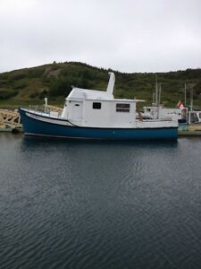 42 foot Pleasure Boat St. John's Newfoundland image 4