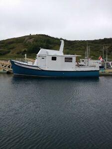 42 foot Pleasure Boat St. John's Newfoundland image 4