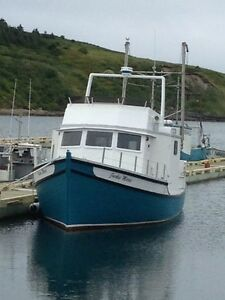 42 foot Pleasure Boat St. John's Newfoundland image 1