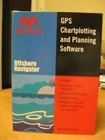"GPS Software ""Offshore Navigator"" (Chartplotting & Planning S/W)"