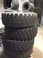 Monster Truck All-Terrain 395/85R20  XZL Michelin Military Tires