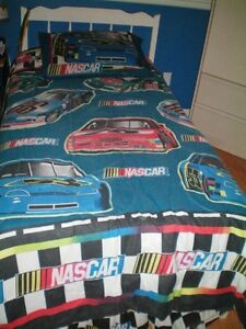 Boys Nascar Bedding Set For Sale