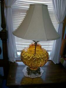 VINTAGE TABLE LAMPS Windsor Region Ontario image 3