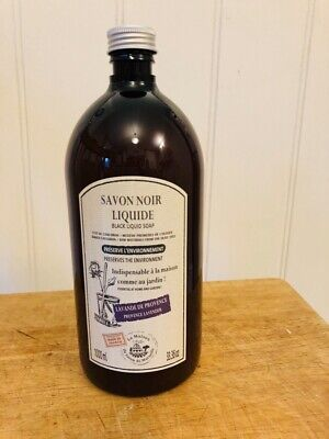 French household cleaner,Savon Noir,chemical-free cleaner,multi-use lavender