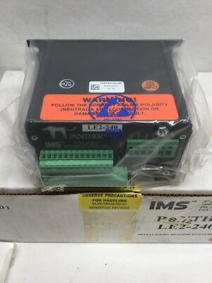 Ims Panther Le2-240 High Performance Microstepper Driver Indexer Power Supply