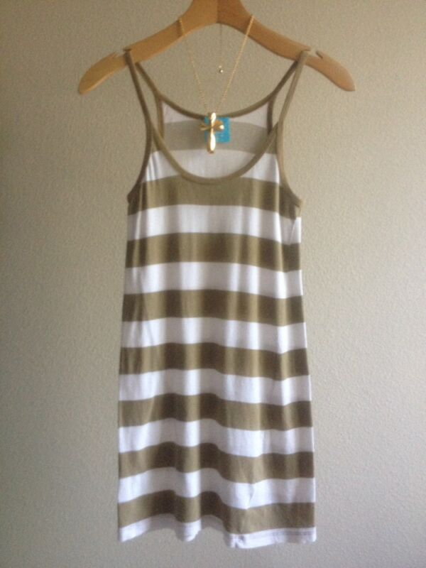 C & C California Urban Beachy Tank Top/sz. M(made in USA)