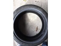 Four Radburg Tyres R18