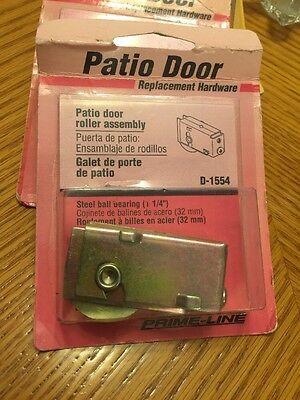 Patio Door Roller Replacement - Patio Door Roller Assembly  Replacement Hardware D-1554 Prime Line