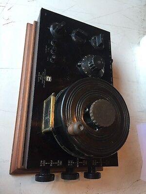 Leeds Northrup Historic Vintage Lab Voltage Potentiometer 1074150 Ford Motor