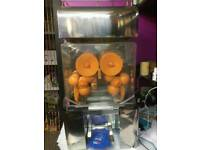 Orange juice machine 399 only working condition