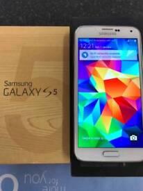 Samsung s5 unlocked boxed